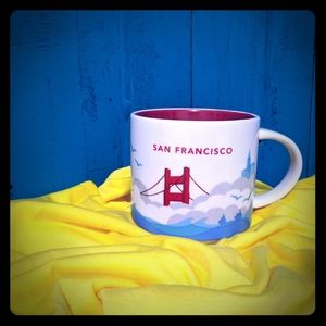 San Francisco - Starbucks Mug - 0006